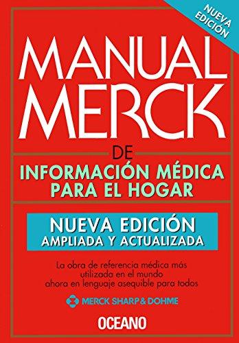 Manual Merck / Manual Merck: De Informacion Medica Para El Hogar / Home Medical Information (Spanish Edition) - Beers, Mark H.; Fletcher, Andrew J.; Jones, Thomas V., M.D.; Porter, Robert; Berkwits, Michael, M.D.
