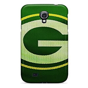 Awesome Green Bay Packers Flip Case With Fashion Design For Galaxy S4