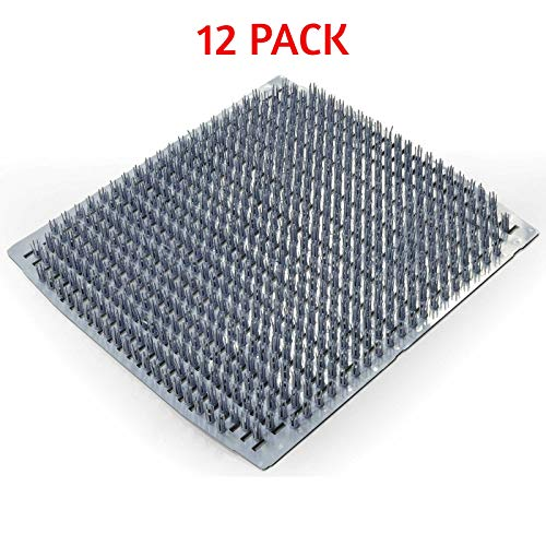 DP 12 Pack Washable Nesting Box Pads MAT Bottom