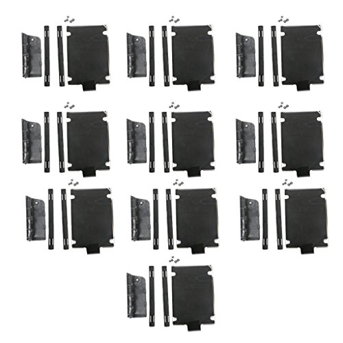 MagiDeal 10 Pieces Hard Drive HDD Caddy Case Tray+Screws for IBM Thinkpad T430 T430I