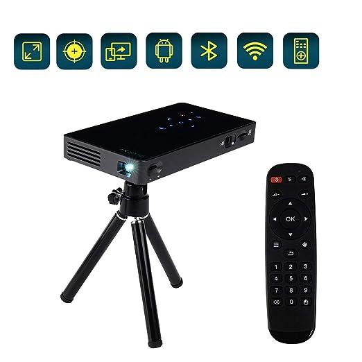 LuYi-Ww 2019 - Proyector Full HD LED 1080P Compatible, Vida de ...