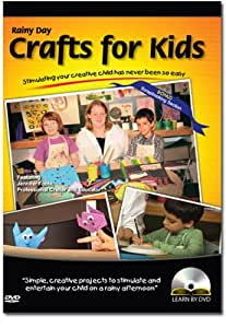 Learn By DVD: Crafts for Kids