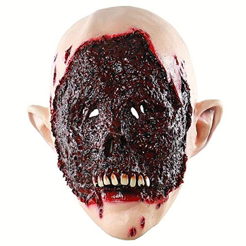 TANGGOOO Halloween Mask El Up Funny Masks The Purge Election Year Great Festival Cosplay Costume Supplies Party Mask Boy Must Haves Gift Basket The Favourite DVD Superhero Toys UNbox ()