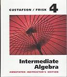 Intermediate Algebra, Gustafson, R. David, 0534230237