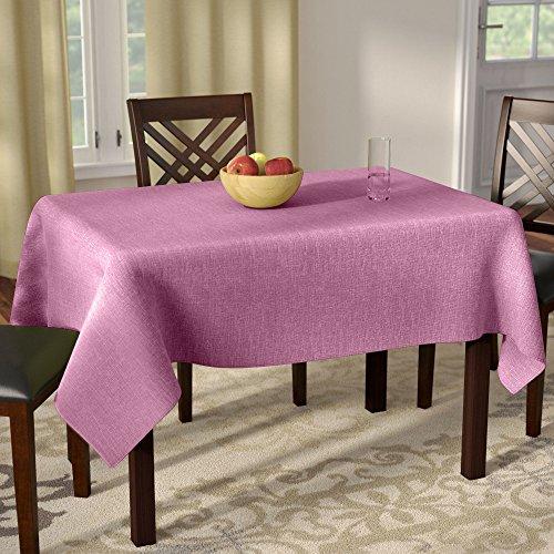 Oval Tablecloth Crochet Pattern (Violet Linen Euro Linen Vintage Design Tablecloth, 54