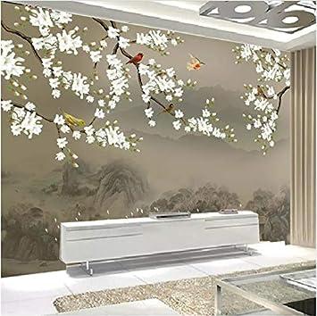 Yfxgstli Papier Peint Panoramique Murale 3d Photo Pour