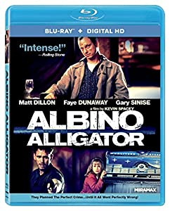 Cover Image for 'Albino Alligator'