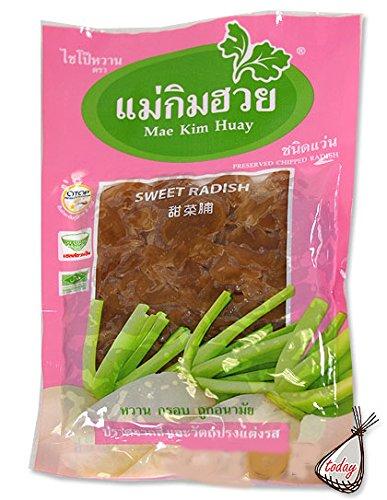 Sweet Radish Preserved Chipped Radish