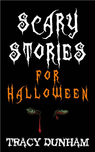 book cover of Scary Stories for Halloween