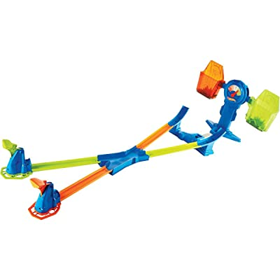 Hot Wheels ECL Balance Breakout Trackset: Toys & Games