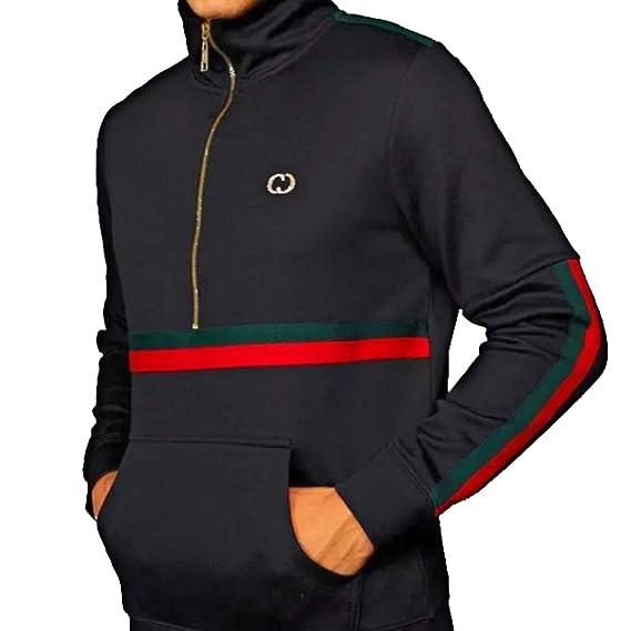 2c0e818f615e Criminal Damage Gym Cuccio Mens Funnel Neck Tracksuit Top Meduim Black:  Amazon.co.uk: Clothing