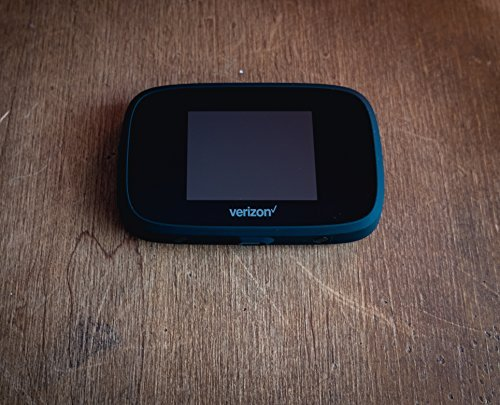 Verizon Jet Pack Mobile - Novatel Verizon Wireless Jetpack 7730L 4G LTE Advanced Mobile Hotspot