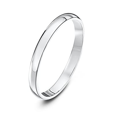 Theia Unisex 18 ct White Gold aee06616aedd