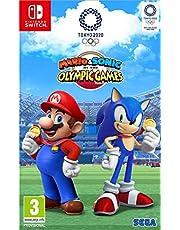 Mario & Sonic op de Olympische Spelen: Tokio 2020 - NL versie (Nintendo Switch)