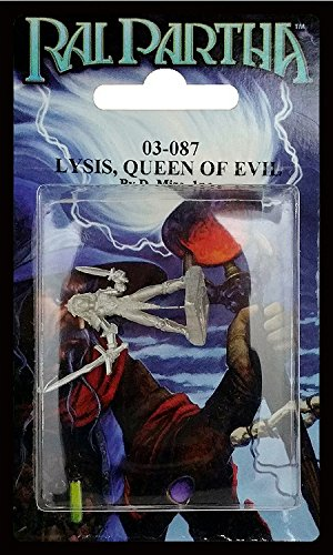 Ral Partha 03-087 Lysis, Queen of Evil