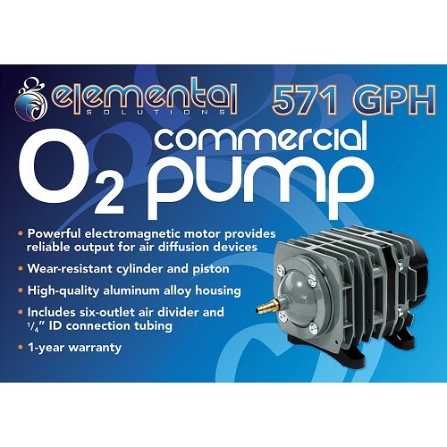 O2 Commercial Air Pump