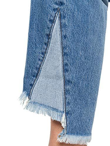 Femme Jeans JB001331J45710 Bleu JBrand Coton zwxgZTq44
