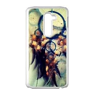 LG G2 Cell Phone Case White Dreamcatcher 004 VC981011
