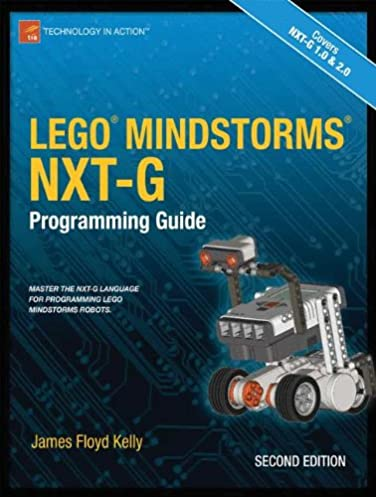 lego mindstorms nxt g programming guide technology in action rh amazon com LEGO Mindstorms NXT Programming Software LEGO Mindstorms NXT Programming Software