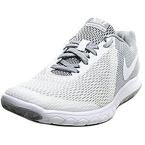 NIKE Womens Flex Experience RN 5 Running Shoe White/White/Wolf Grey 7 B(M) US