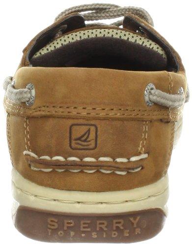 Sperry Billfish Boat Shoe (Toddler/Little Kid/Big Kid) Dark Tan