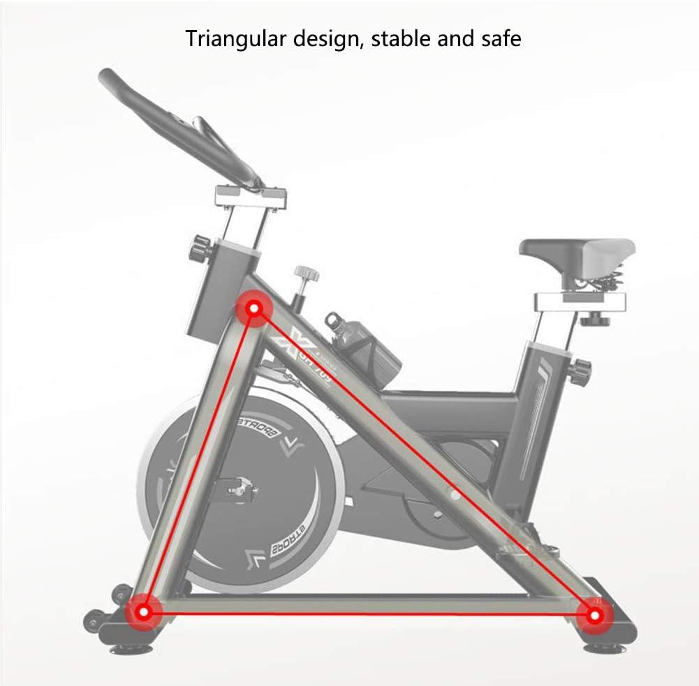 Bicicleta Spinning Profesional,Indoor Cycling LCD Pantalla ...