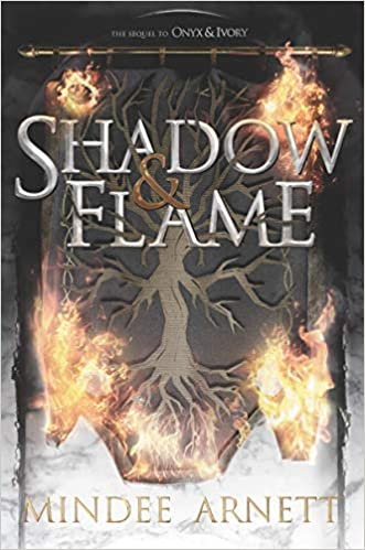 Image result for Shadow & Flames by Mindee Arnett