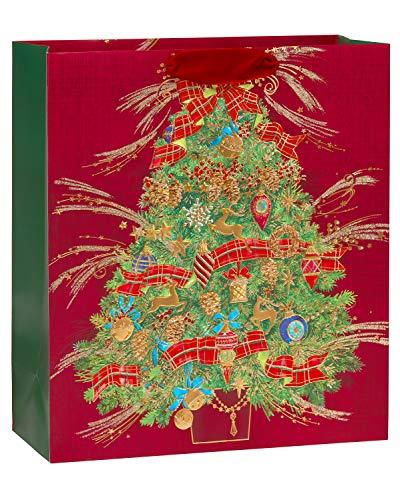 - Papyrus Christmas Tidings Jumbo Gift Bag