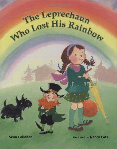 THE LEPRECHAUN WHO LOST HIS RAINBOW