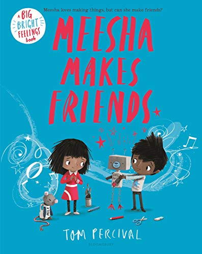 Book Cover: Meesha Makes Friends