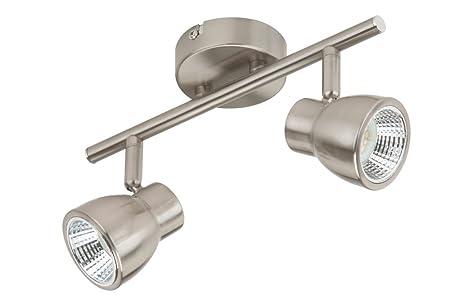 Briloner - De luz led de Techo, lámpara de Techo, Pizarra ...