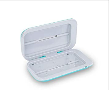 ZBE - Esterilizador UV para teléfono móvil, Cargador de ...