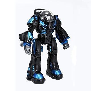 TD Robot giocattolo Intelligente telecomando elettrico Space Dancing Robot Bambini giocattolo intelligente Robot Modalità di programmazione maschile Modalità mobile Musica Danza Luci freddi