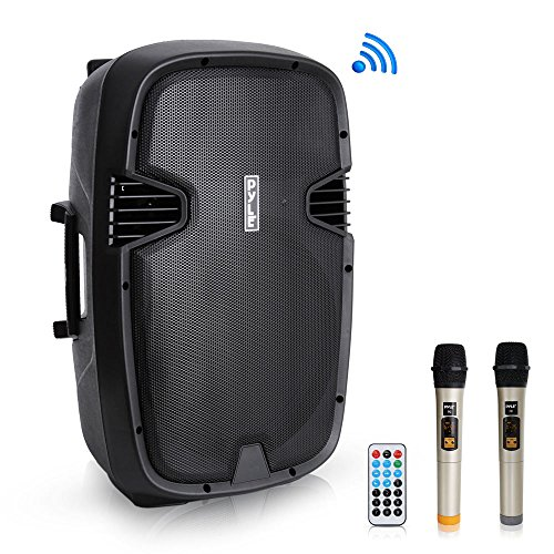 Portable Sound System Battery Powered - 9