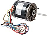 Marathon X009 48Y Frame Direct Drive Blower Motor, Single Phase PSC, Thru-Bolt Mount, Open Air Over, Ball Bearing, Shaft Dimension 1/2'' x 4'', 10.2 amp, 3/4 hp, 1075/3 RPM, 115V