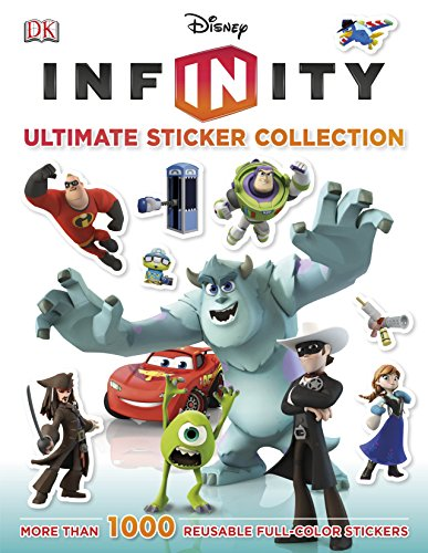 Ultimate Sticker Collection: Disney Infinity (Ultimate Sticker Collections) -
