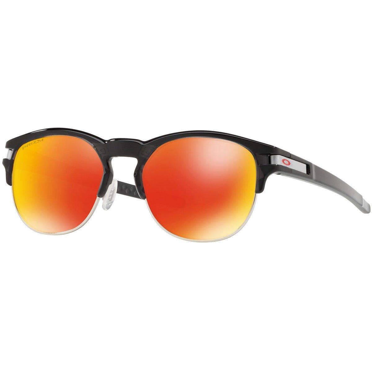 Oakley Latch Key 939404 Gafas de sol, Negro, 52 para Hombre