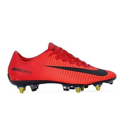 7a29a3c94 Nike Mercurial Vapor XI SG-PRO Anti-Clog Soft Floor Adult 46 Football Boots