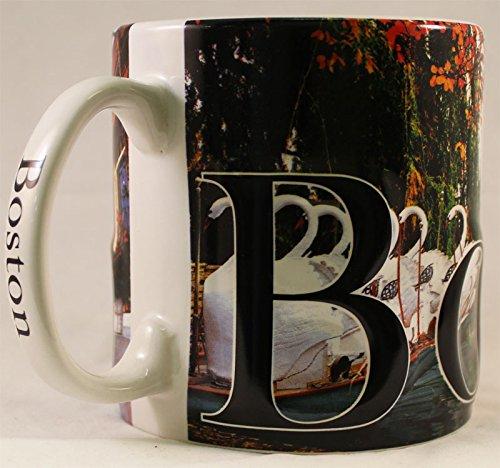 Boston - ONE 18 Oz. City Coffee (Boston Mug)