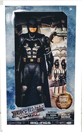 DC Theatrical Armored Batman Figure