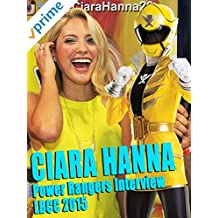 Ciara Hanna's Power Rangers Interview - LBCC 2015