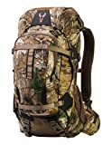 Badlands Point Hunting Backpack - Camouflage Daypack Carry Bow and Rifle - Hydration Compatible