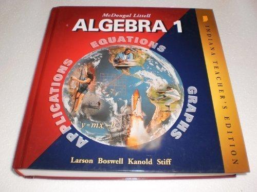 ALGEBRA 1 (IN TE)