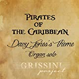 Davy Jones's Theme (From ''Pirates of the Caribbean'')