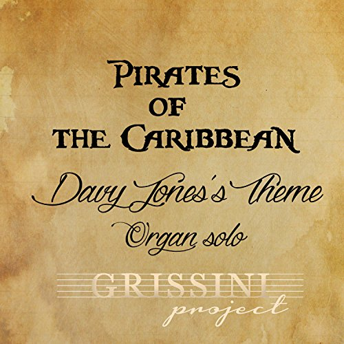 Davy Jones's Theme (From ''Pirates of the