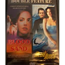 Double Feature Blood and Sand, Blue Juice