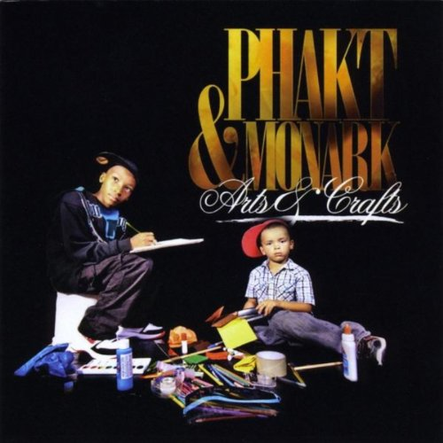 Amazon.com: Arts & Crafts [Explicit]: Phakt & Monark: MP3
