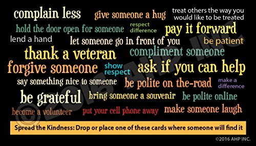 Kindness Matters Cards 4