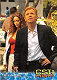 David Caruso with Sofia Milos trading card CSI Miami 2004#33 Yelina Salas Horatio Caine