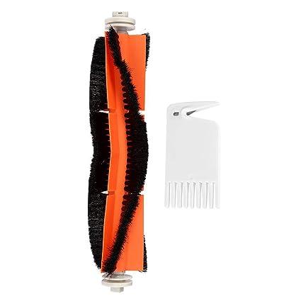 Zerodis 1 Rodillo Reemplazo del Cepillo Principal Kits de Piezas de Repuesto para aspiradoras para aspiradoras
